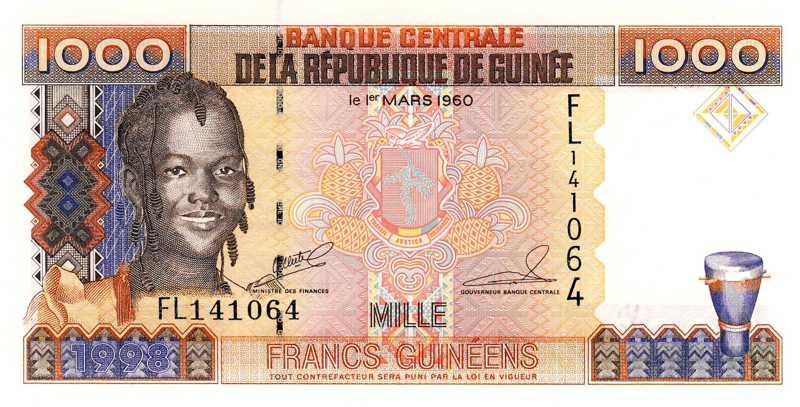 Recherche femme guineenne